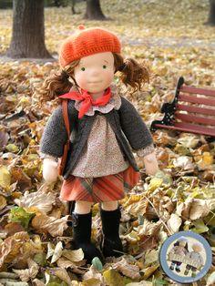 Daria – lalka szmaciana | Lalinda