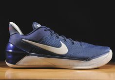 Kobe A.D. Midnight Navy / Pure Platinum Credit : K101 Store #Nike #Inside #Sneakers