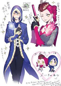 Id Identity, One Punch Anime, Pokemon, V Cute, Cute Stories, Angel Of Death, Cute Characters, Pretty Art, Anime Art Girl