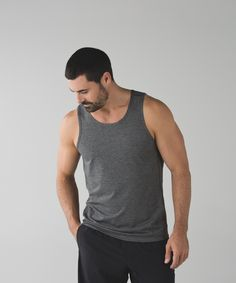 For whatever way you like to sweat it out, this anti-stink, multisport tank will become a training staple.