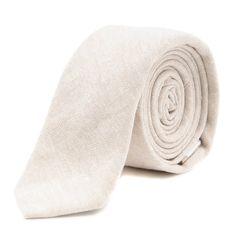 Linen Necktie