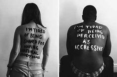 Two Women Are Showing How Damaging Stereotypes Can Be With These Powerful Photos