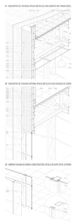 Borja Aznar Montero. [ Thesis ] B.Arch // Madrid Import Export | SUPER//ARCHITECTS
