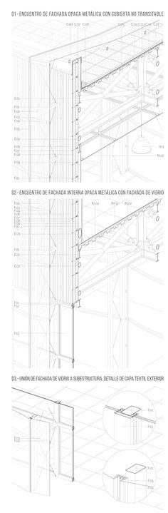 Borja Aznar Montero. [ Thesis ] B.Arch // Madrid Import Export   SUPER//ARCHITECTS