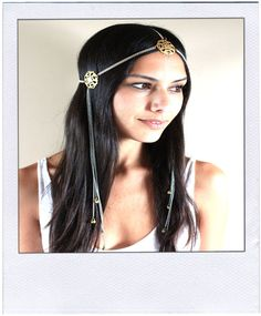 Faust Salon | Head Jewelry. Im obsessed. Check out :littersf