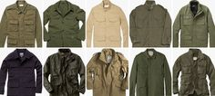 10 Best M-65 Military Field Jackets - Gear Patrol