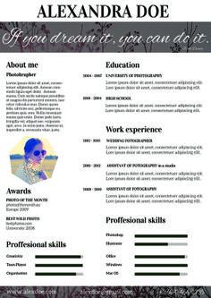 perfect resume sample