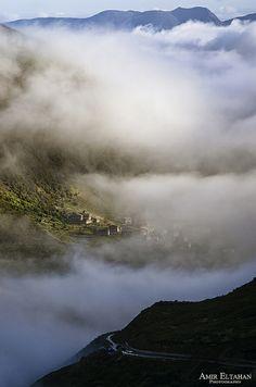 Sky High by Amir Eltahan, via Flickr