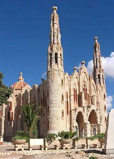 Santuario de Santa María Magdalena, en Novelda