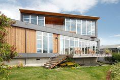 Ballard Cut Residence by Prentiss Architects...great modern home. Take a tour! Fantastic interior design!