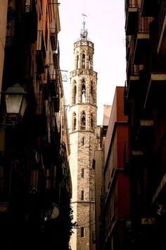 .:.:.:.:.:.SPAIN.:.:.:.:.:.  Basílica Santa Maria del Mar, Barcelona  Catalonia