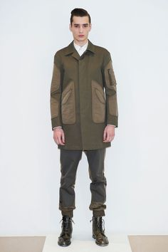 Miharayasuhiro Fall 2014 Menswear Collection Slideshow on Style.com
