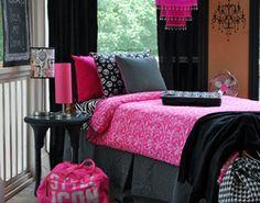 Girls College Dorm Decorations | Deck My Dorm Announces 17 New College Dorm Bedding Sets for Girls in ...