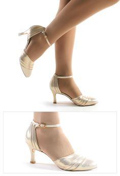 "Capezio ""Nina"" Ballroom shoe"