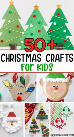 Over 50 CHristmas crafts