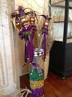 scepter, mardi gras royalty, mardi gras parades, new orleans