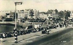 The Promenade, Bangor, Co. Down. #postcards