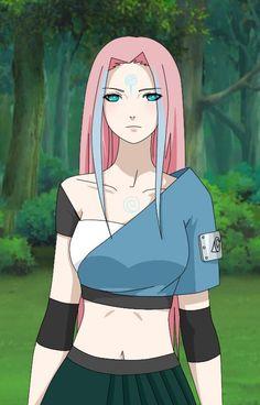 Naruto Comic, Anime Naruto, Anime Ninja, Naruto Fan Art, Anime Oc, Chica Anime Manga, Otaku Anime, Manga Girl, Naruto Shippuden Sasuke