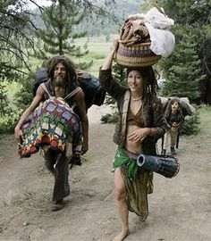 People of the Rainbow Gatherings ~Welcome Home~