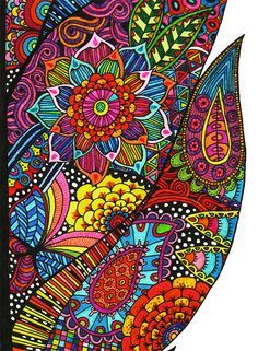 Finished Feather by Hello Angel Creative, via Flickr