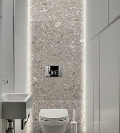 Small toilet room - 31 beautiful half bathroom ideas for your home 12