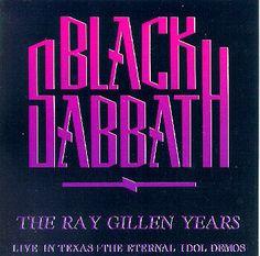 Black Sabbath & Ray Gillen - Eternal Idol demos