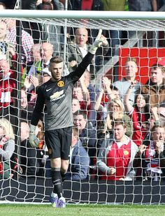 "89ff96874 David de Gea - Man of the Match against Everton. ""He was amazing"