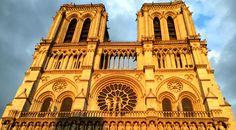 Notre Dame Sunrise