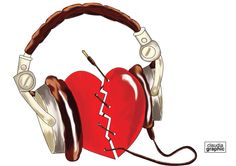 """Adrianna Colon's questions is """"Does music affect your heart rate?"""" She will be using our Life Science text to research the cardio vascular system and educate us on systemic and pulmonary blood circulation. Broken Heart Art, Uber Facts, Colbie Caillat, It Goes Like This, Soft Cell, Listen To Song, School Of Rock, Brand New Day, Healing Heart"""
