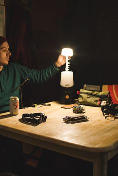 Re-imagining a Classic: UCO's Sitka Camping Lantern ft. Product Engineer Colin Quinn   The Dyrt Blog