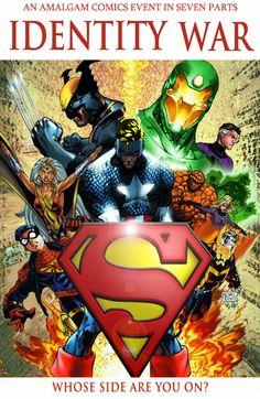Super Soldier, Dark Claw, Iron Lantern, Spider-Boy, Amazon, Speed Demon & the Challengers of the Fantastic (Ace, Prof, Red, Rocky)
