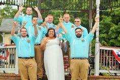 Corcoran wedding