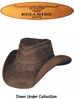 Men's Hats Leather Hats