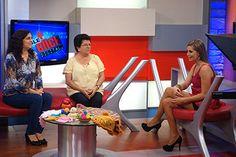 """Tejiendo Perú en el programa """"Doble Click Digital"""" de ATV por el día de la Madre 2014!"""