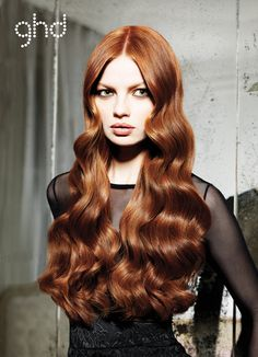 Do it yourself: glamorous waves with ghd