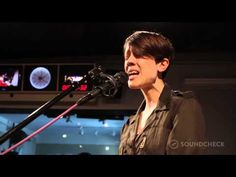 "Tegan And Sara: ""I'm Not Your Hero,"" Live On Soundcheck - YouTube"