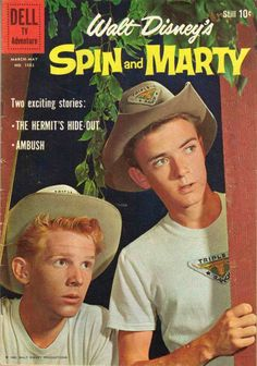 Spin and Marty magazine