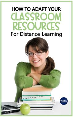 Learn how to adapt and digitize your regular classroom resources for online and distance learning. These tips and tools will help you get started.