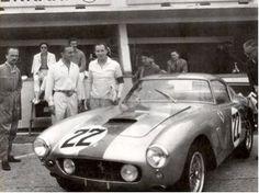 Il y avait tout d'abord le garage Francorchamps, situé à cette époque rue de la Brasserie à Ixelles. Son patron, Jacques Swaters avait été un excellent pilote, avant de devenir – un peu par hasard - importateur Ferrari pour le Benelux. L'histoire mérite d'ailleurs d'être contée....