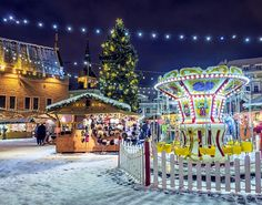 The Best Christmas Markets of Europe - TheStreet Best Christmas Markets, Christmas Markets Europe, Holiday Market, Christmas Time, Merry Christmas, Christmas Ornaments, Places In Europe, Best Places To Travel, Best Cities