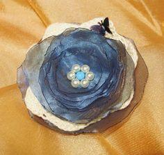Fabric Flower Tutorial ~ Free-Tutorial.net