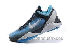 best service 3fd92 0d9ee Nike Zoom Kobe Vii Mens Shark Blue Black. New Jordans ShoesAir ...