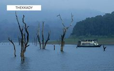Check out Godwin Holidays to browse through a wide range of customized Kerala tour packages at affordable rates. Call us on 9995218935 to book now and explore top tourist places in Kerala with exclusive Kerala tour packages. Kerala Travel, Kerala Tourism, India Travel, Tourist Places, Tourist Spots, Romantic Honeymoon, Hill Station, Places Of Interest, Beautiful Places To Visit