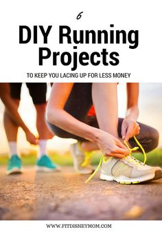 6 DIY Projects for Runners- arm sleeves, running skirts, ice packs , fuel & display pieces!