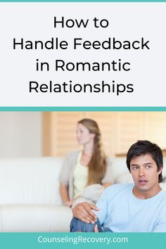 Handling feedback can be tricky especially in romantic relationships. Get the relationships skills you need to stay calm and communicate in a healthy way. #feedback #communication #relationships #marriage Relationship Problems, Best Relationship, Relationships, Improve Communication, Effective Communication, Coping With Stress, Improve Mental Health, Stay Calm, Conflict Resolution