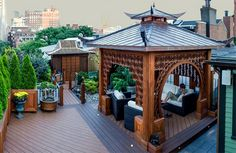 Chinese Tea House, Boston, MA #house #design #inspiration
