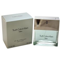 Truth - https://www.perfumes.com/truth-calvin-klein-men-1-7-oz/ - Launched by the design house of Calvin Klein in the year 2002. This natural fragrance has a blend of patchouli, pepper, sandalwood, basil, cardamom, and red cedar notes. It is recommended for casual wear.