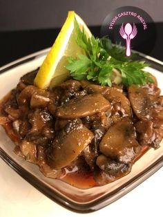 Beef, Food, Mushrooms, Meat, Essen, Meals, Yemek, Eten, Steak
