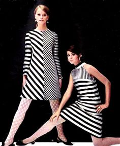 VINTAGE at its very best; being vertically challenged is a fashion statement done very tastefully!!!!!