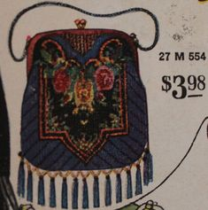 1920s Handbags, Purses, and Shopping Bag Styles